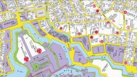 神保町で古地図に目覚める -神保町情報Vol.5