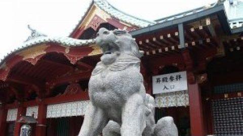神田明神は商売の神様です -神保町情報Vol.4